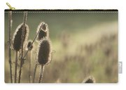 Backlit Teasel Carry-all Pouch