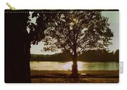 Backlit Tree Carry-all Pouch