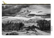 Backroads Of Bishop Carry-all Pouch