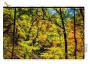 Backroads Of The Great Smoky Mountains National Park Carry-all Pouch