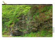 Backroads Waterfall In West Virginia Carry-all Pouch
