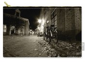Backstreet Of Amersfoort  Carry-all Pouch