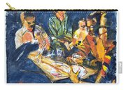 Backyard Bid Whiss By Summer Night Light Carry-all Pouch