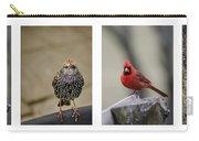 Backyard Bird Set Carry-all Pouch