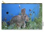 Backyard Bunny Carry-all Pouch