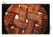Bacon Weave Baseball Square Carry-all Pouch