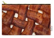 Bacon Weave Square Carry-all Pouch