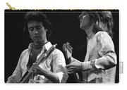 Bad Company At Work In 1977 Carry-all Pouch