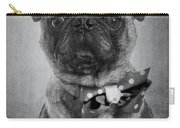 Bad Dog Carry-all Pouch by Edward Fielding