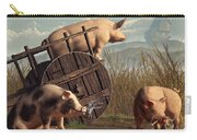 Bad Pigs Carry-all Pouch