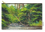 Badger Creek Above The Weir Carry-all Pouch