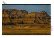 Badlands In Color Carry-all Pouch