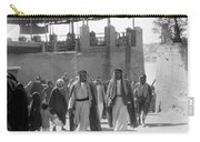 Baghdad Steet Scene Carry-all Pouch