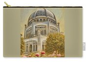 Baha'i  Temple In Wilmette Carry-all Pouch