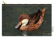 Bahama Pintail Duck Carry-all Pouch