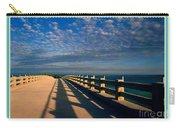 Bahia Honda Bridge In The Florida Keys Carry-all Pouch