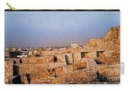 Bahrain Fort  Carry-all Pouch