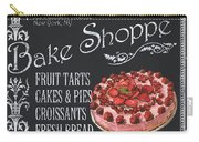 Bake Shoppe Carry-all Pouch by Debbie DeWitt
