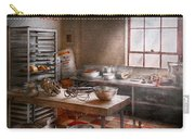 Baker - Kitchen - The Commercial Bakery  Carry-all Pouch by Mike Savad