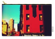 The Bakery - New York City Street Scene Carry-all Pouch