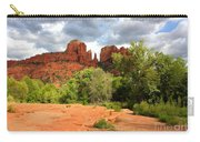 Balance At Cathedral Rock Carry-all Pouch