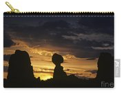 Balance Rock Arches National Park Carry-all Pouch