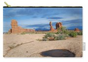 Balanced Rock Sunset Carry-all Pouch