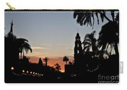 Balboa At Sunset  Carry-all Pouch