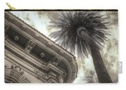 Balboa Park Palm Tree Carry-all Pouch