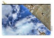 Balboa Park's California Tower By Diana Sainz Carry-all Pouch