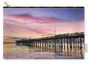 Balboa Pier Sunset Carry-all Pouch