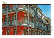 Balconies Painted Carry-all Pouch