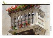 Balcony In Split Croatia Carry-all Pouch