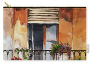 Balcony Of Ancona Carry-all Pouch