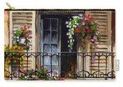 Balcony Of Ferrara Carry-all Pouch