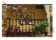Balcony St Lucia Carry-all Pouch