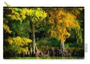 Bald Cypress 2 - Digital Effect Carry-all Pouch
