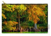 Bald Cypress 4 - Digital Effect Carry-all Pouch