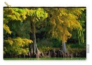 Bald Cypress Trees 1 - Digital Effect Carry-all Pouch