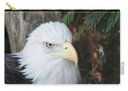 Bald Eagle #3 Carry-all Pouch