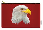 Bald Eagle Painting Carry-all Pouch