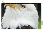 Bald Eagle - Power And Poise 01 Carry-all Pouch