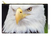 Bald Eagle - Power And Poise 02 Carry-all Pouch