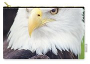 Bald Eagle - Power And Poise 04 Carry-all Pouch