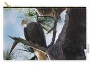 Bald Eagles Eye View Carry-all Pouch