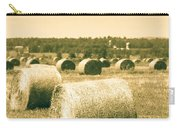 Baled And Ready Carry-all Pouch