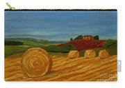 Field Of Golden Hay Carry-all Pouch