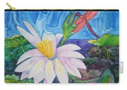 Bali Dragonfly Carry-all Pouch