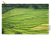 Bali Indonesia Rice Fields Carry-all Pouch