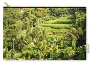 Bali Sayan Rice Terraces Carry-all Pouch